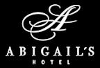 In Room Binder, Abigail's Hotel