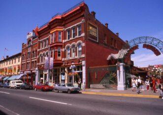Explore Victoria, Abigail's Hotel